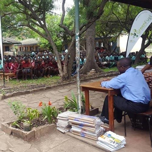 100 Children, 100 Dreams Project