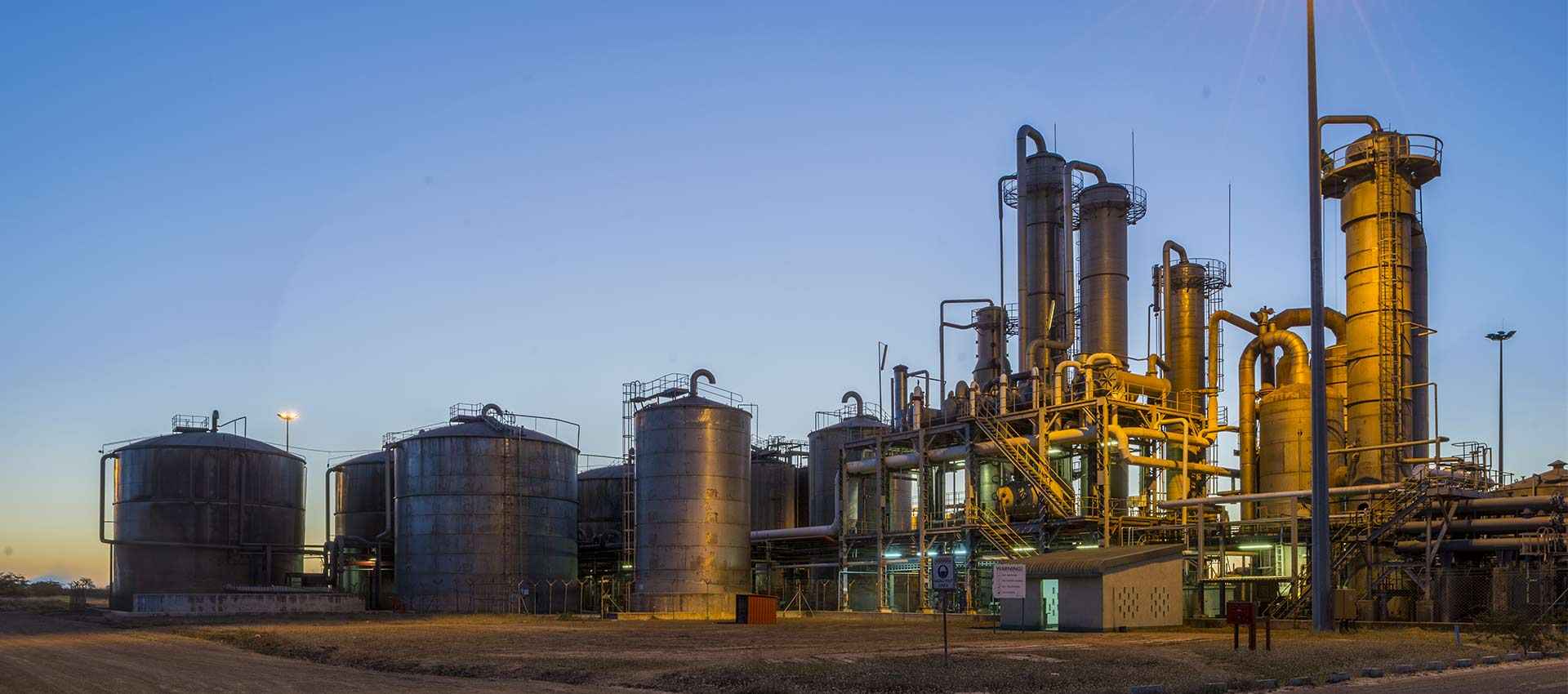 Green Fuel Distillery